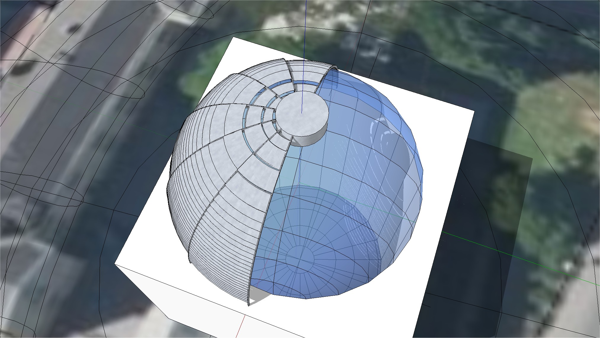 Kuppel-3D3
